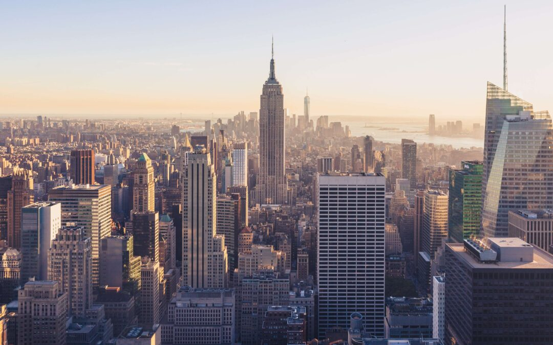 How New York Changed My Life.